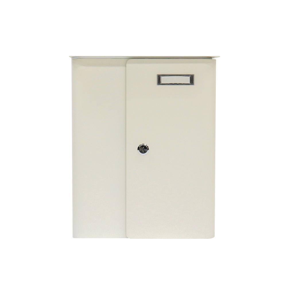 Rottner Splashy White White Letterbox