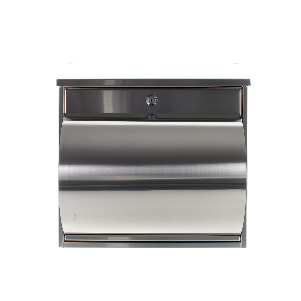 Rottner Stainless Steel Wallersee Letterbox