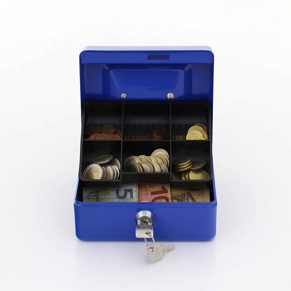 Rottner Cash Box Traun 1 Blue