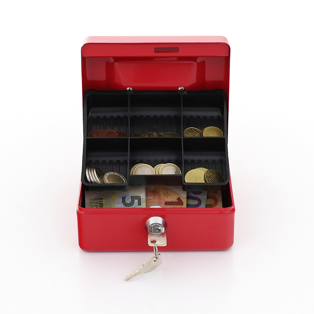 Rottner Cash Box Traun 1 Red