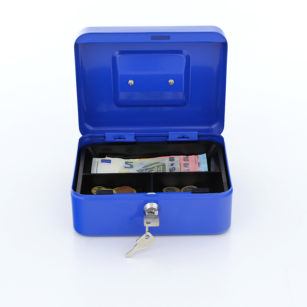 Rottner Cash Box Traun 2 Blue
