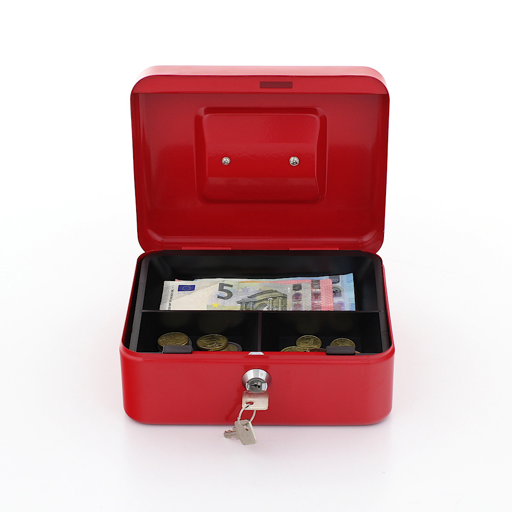 Rottner Cash Box Traun 2 Red