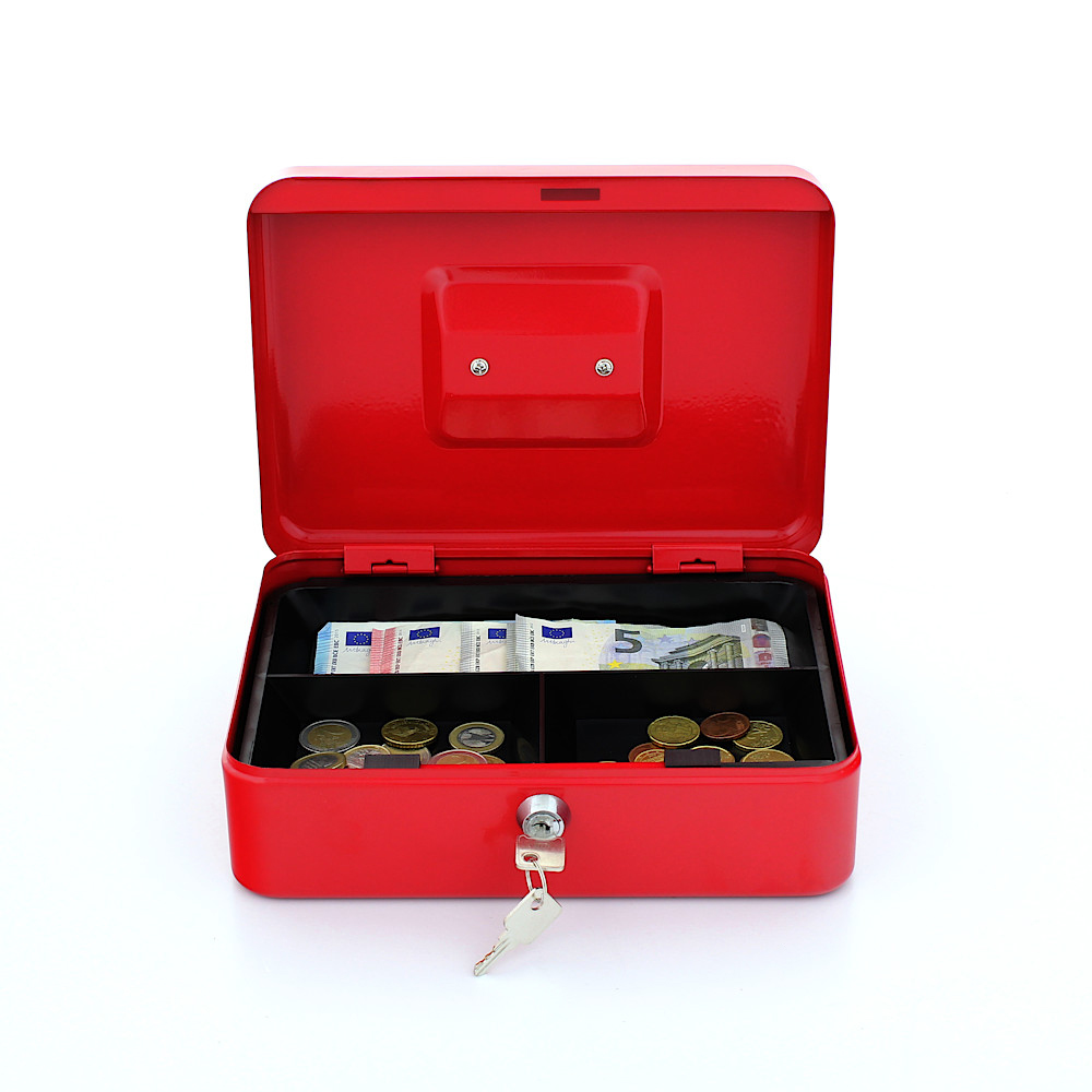 Rottner Cash Box Traun 3 Red