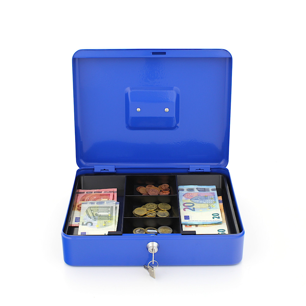 TRAUN4BLUE CASHBOX
