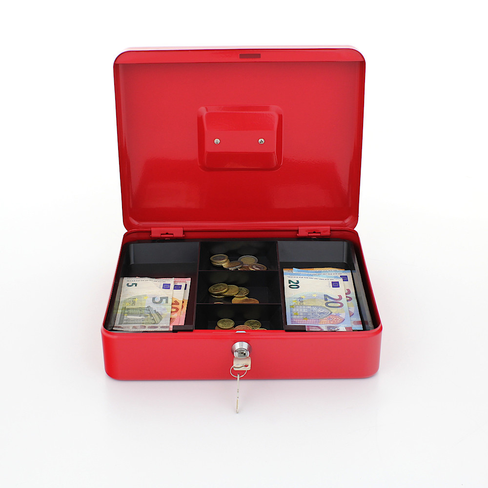 Rottner Cash Box Traun 4 Red