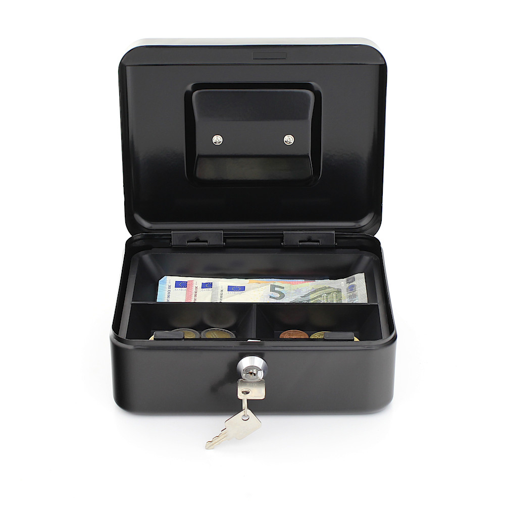 Rottner Cash Box Traun 2 Black