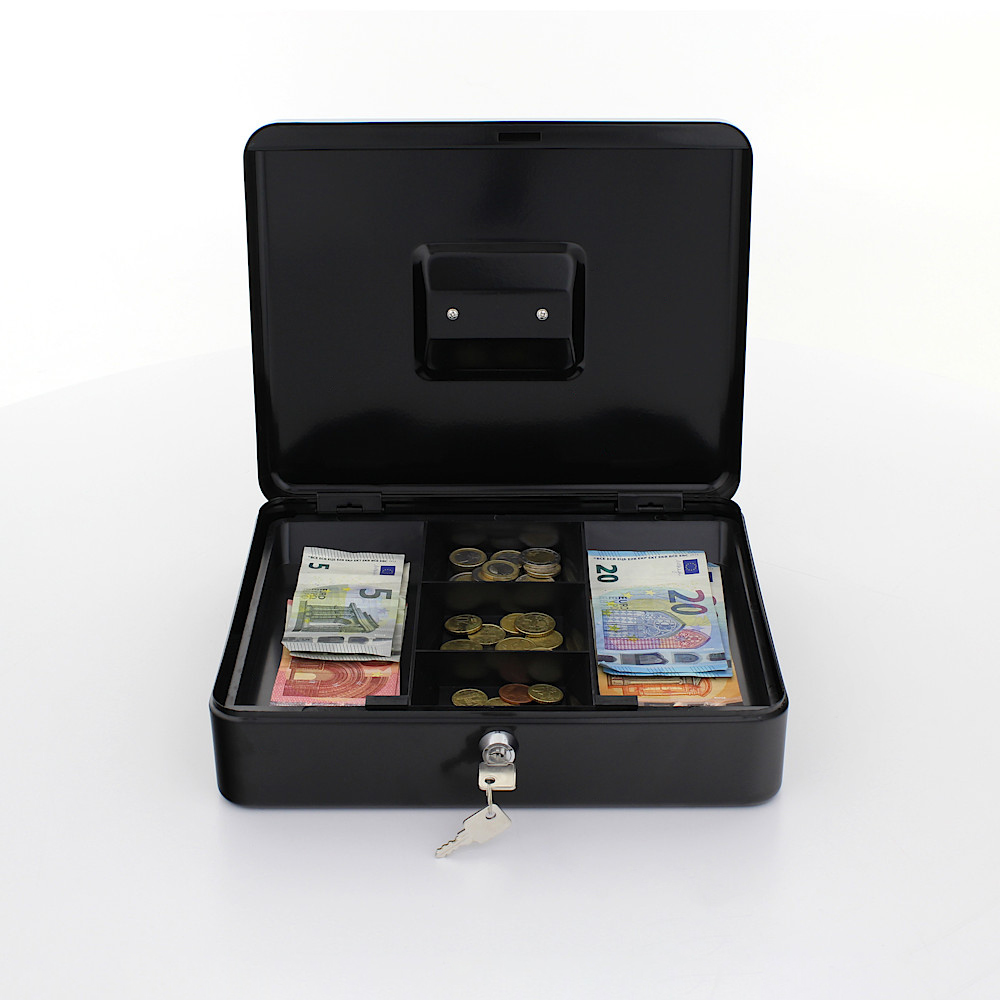 Rottner Cash Box Traun 4 Black