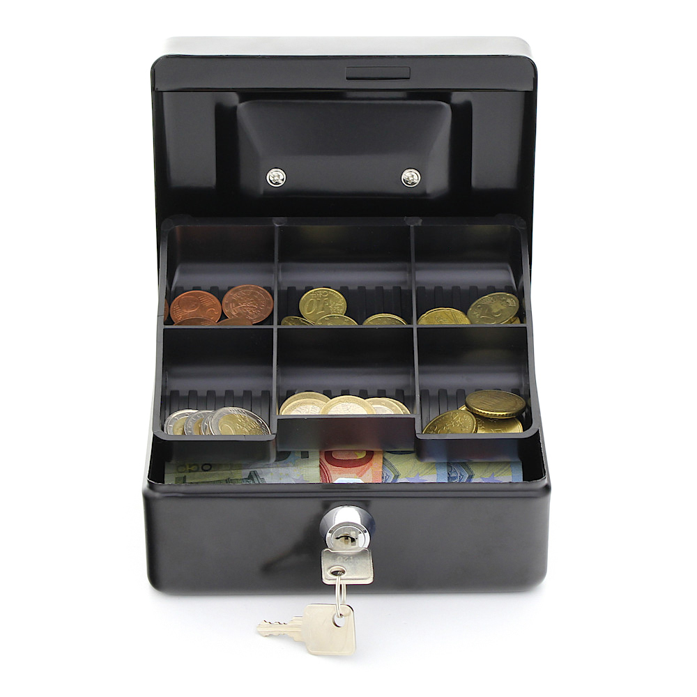 Rottner Cash Box Traun 1 Black