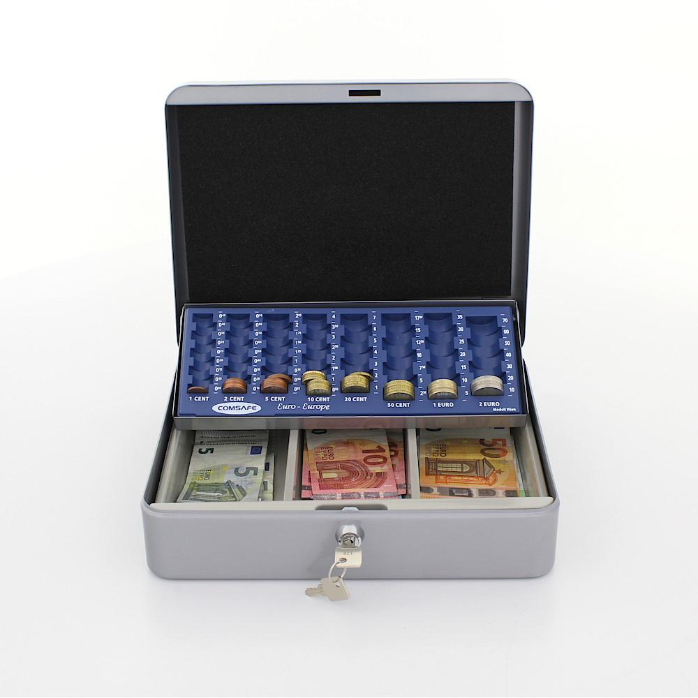 Rottner  Wien Silver Cash Box