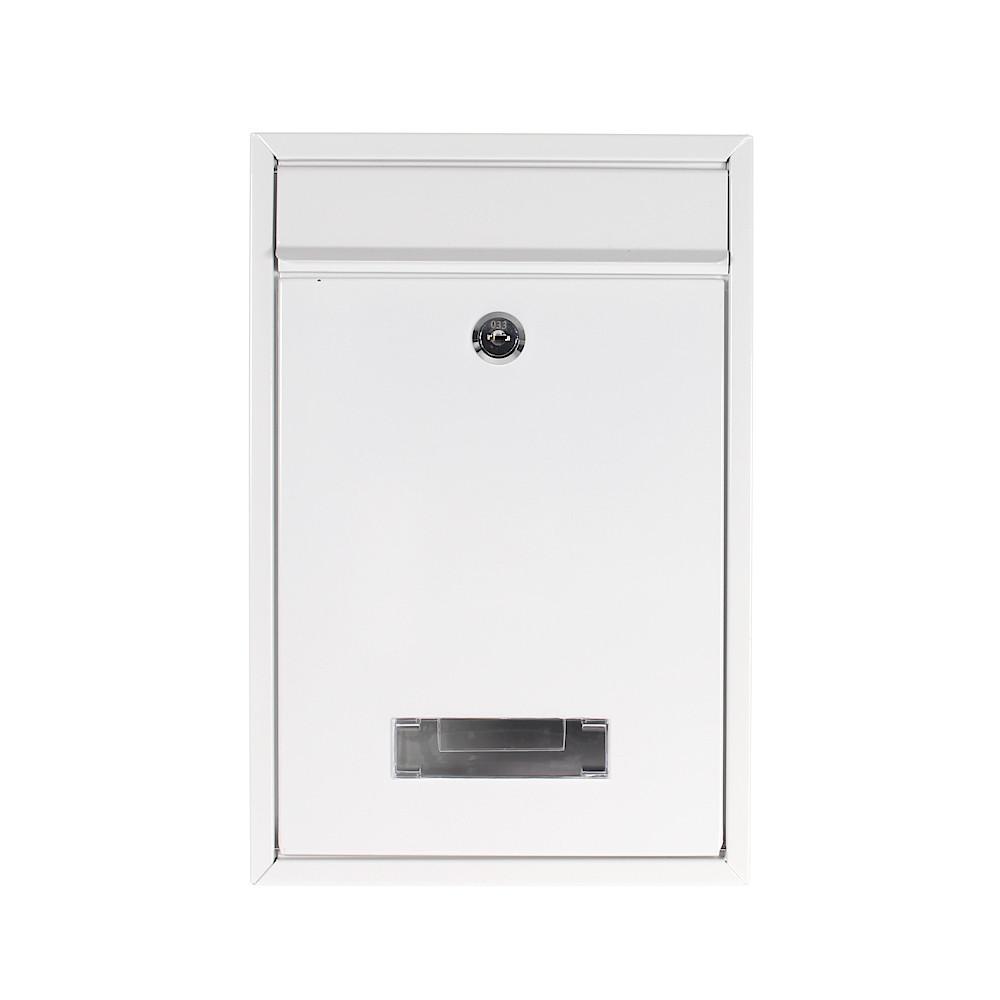 Rottner Letterbox Tarvis White
