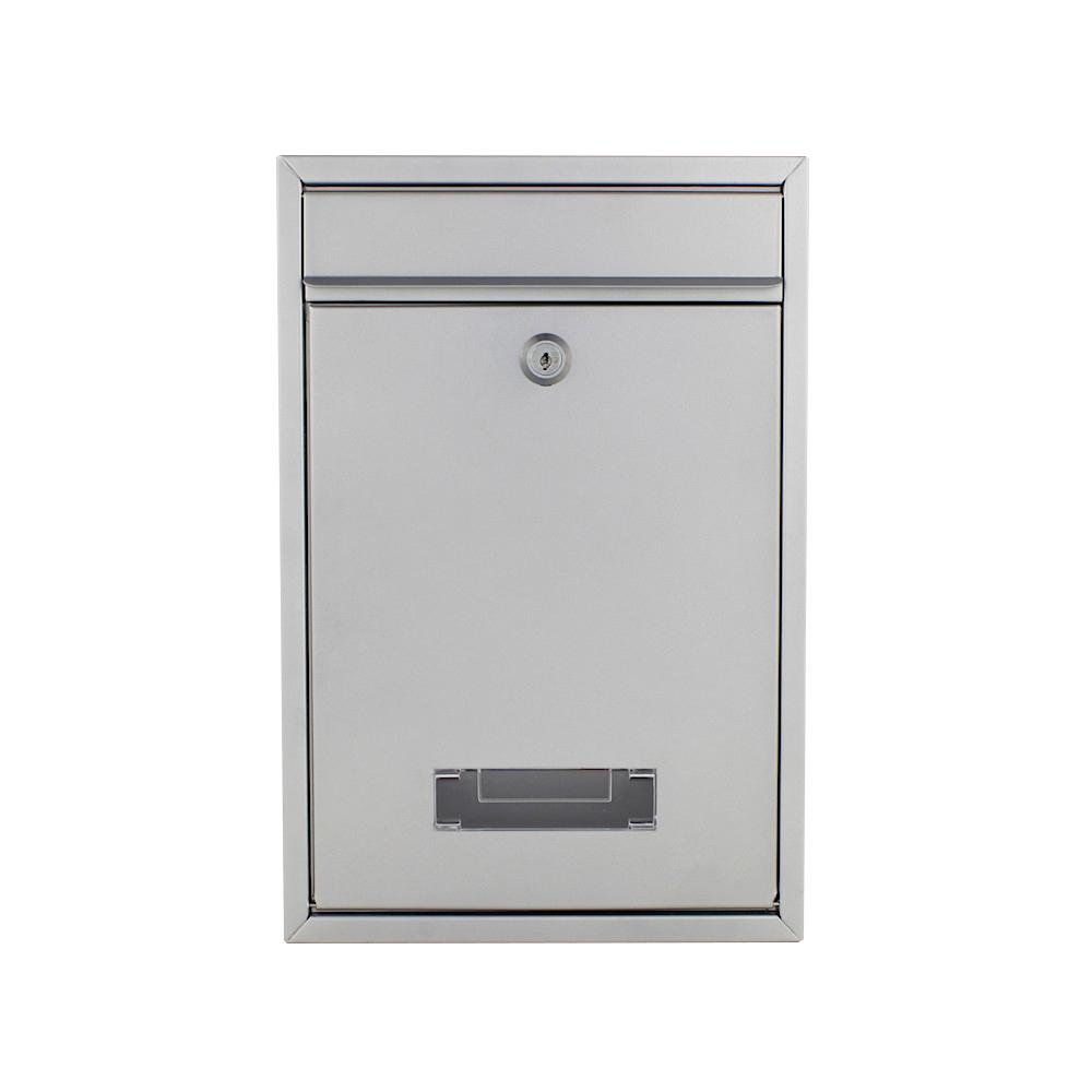 Rottner Letterbox Tarvis Silver