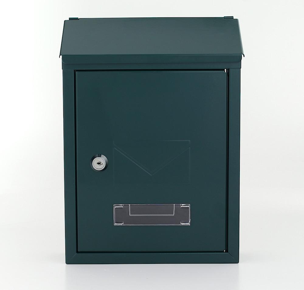 Rottner Udine Green Mailbox