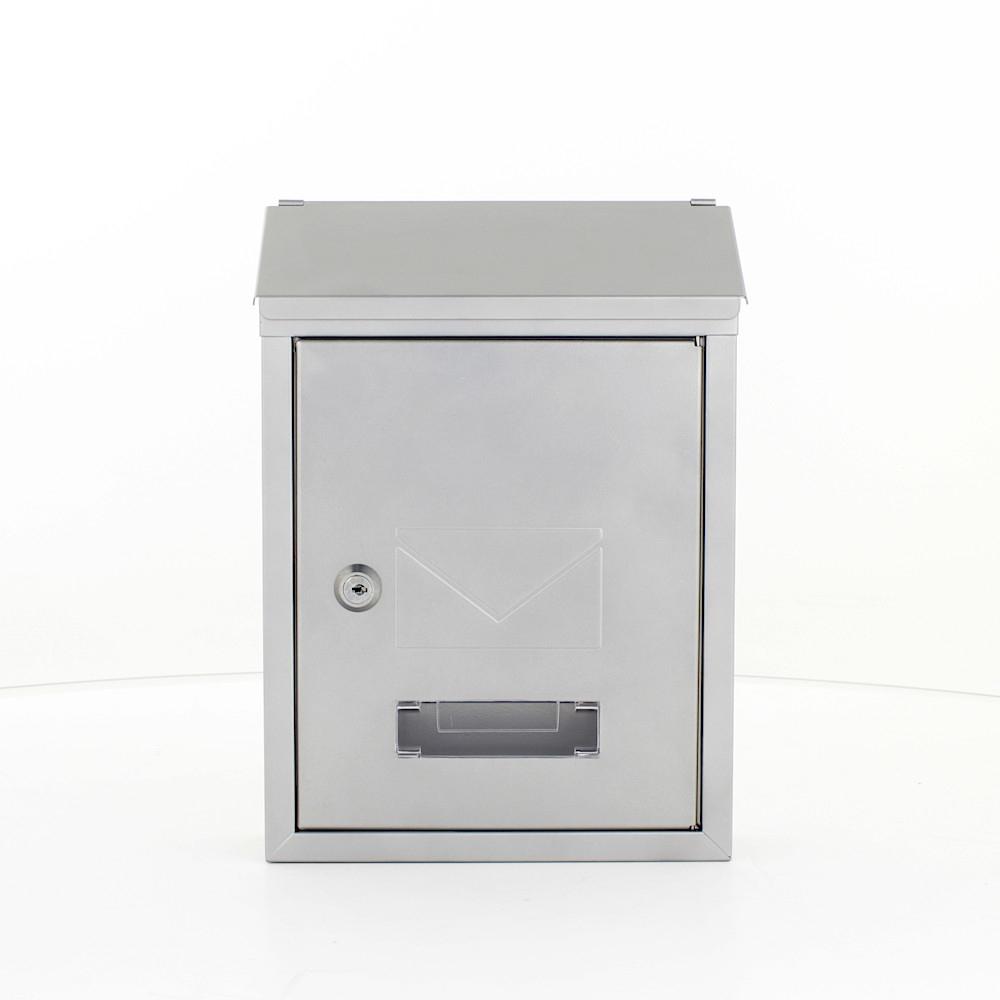 Rottner Mailbox Udine Silver