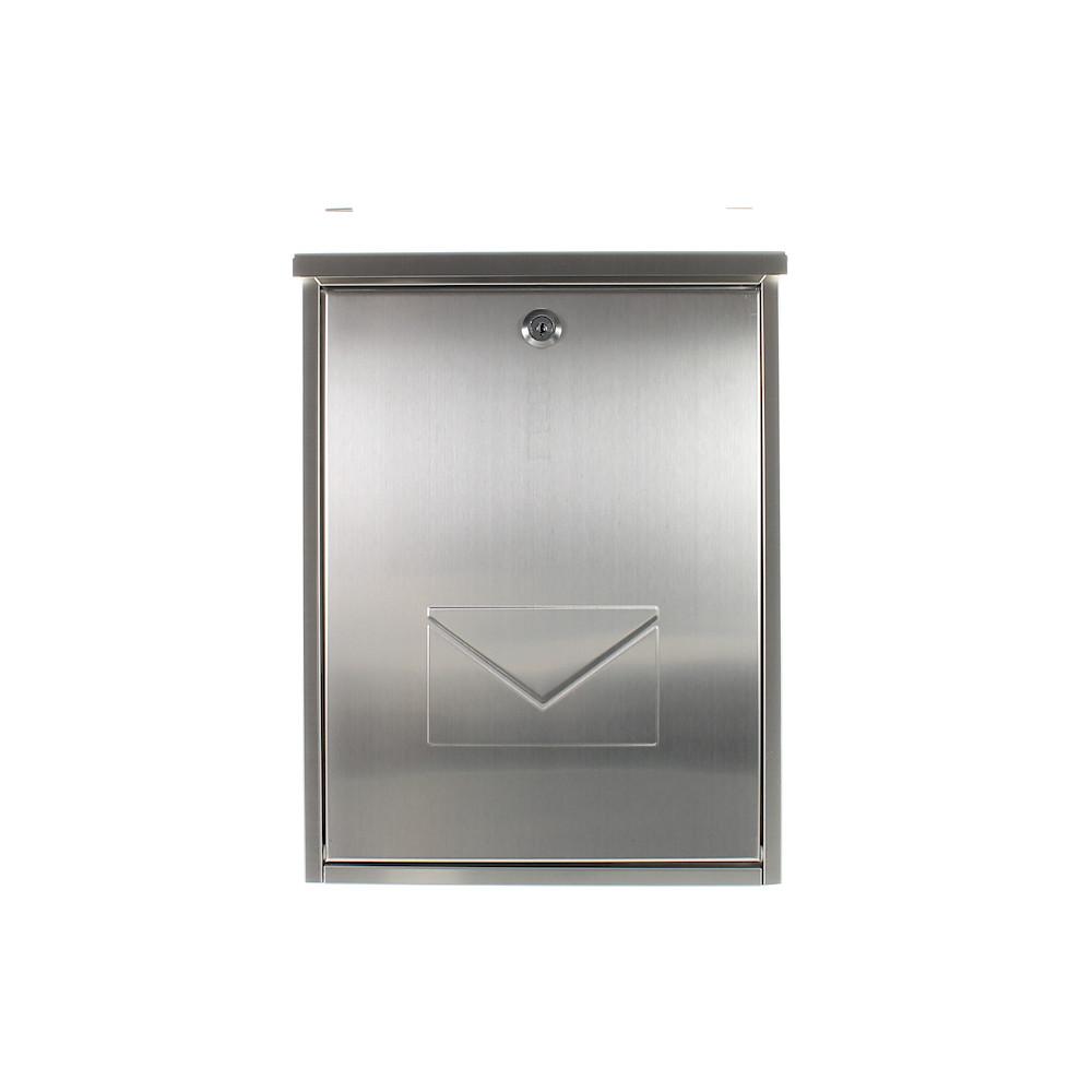 Rottner Stainless Steel Mailbox Palermo