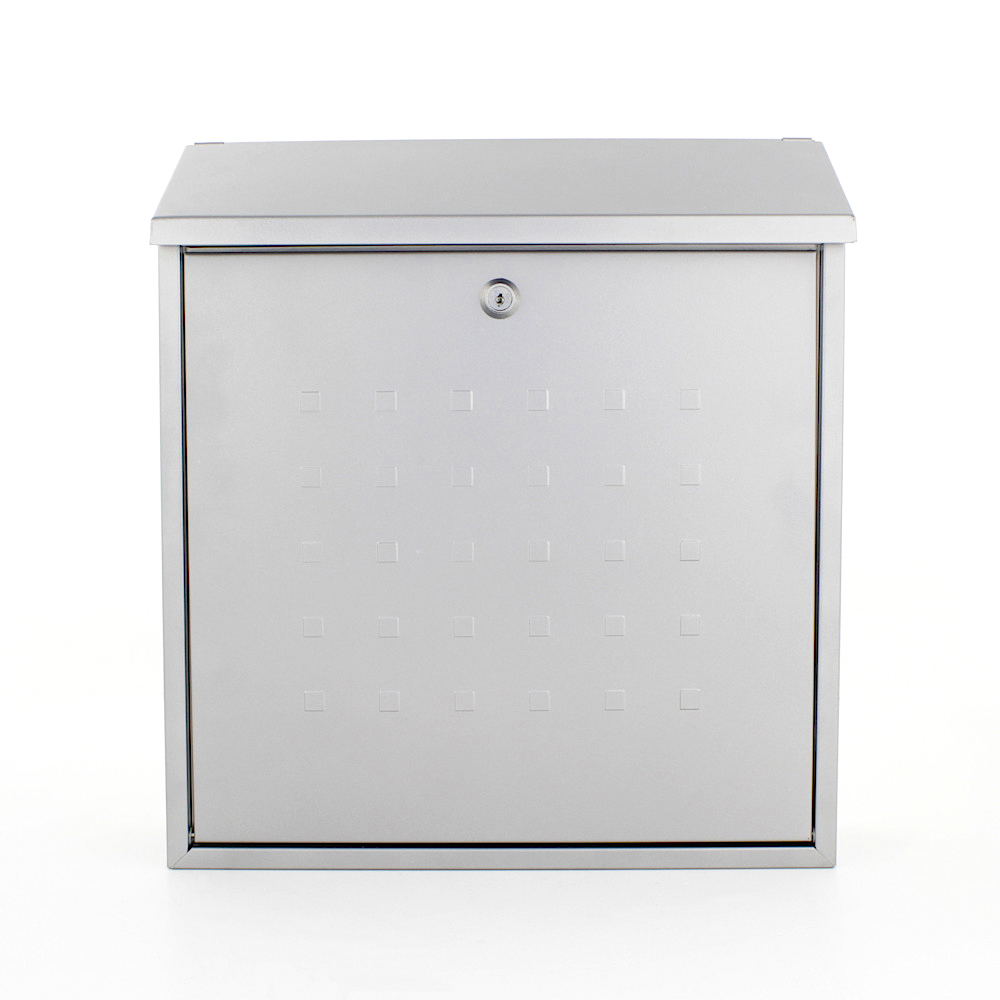 Rottner Letterbox Vicenza Silver