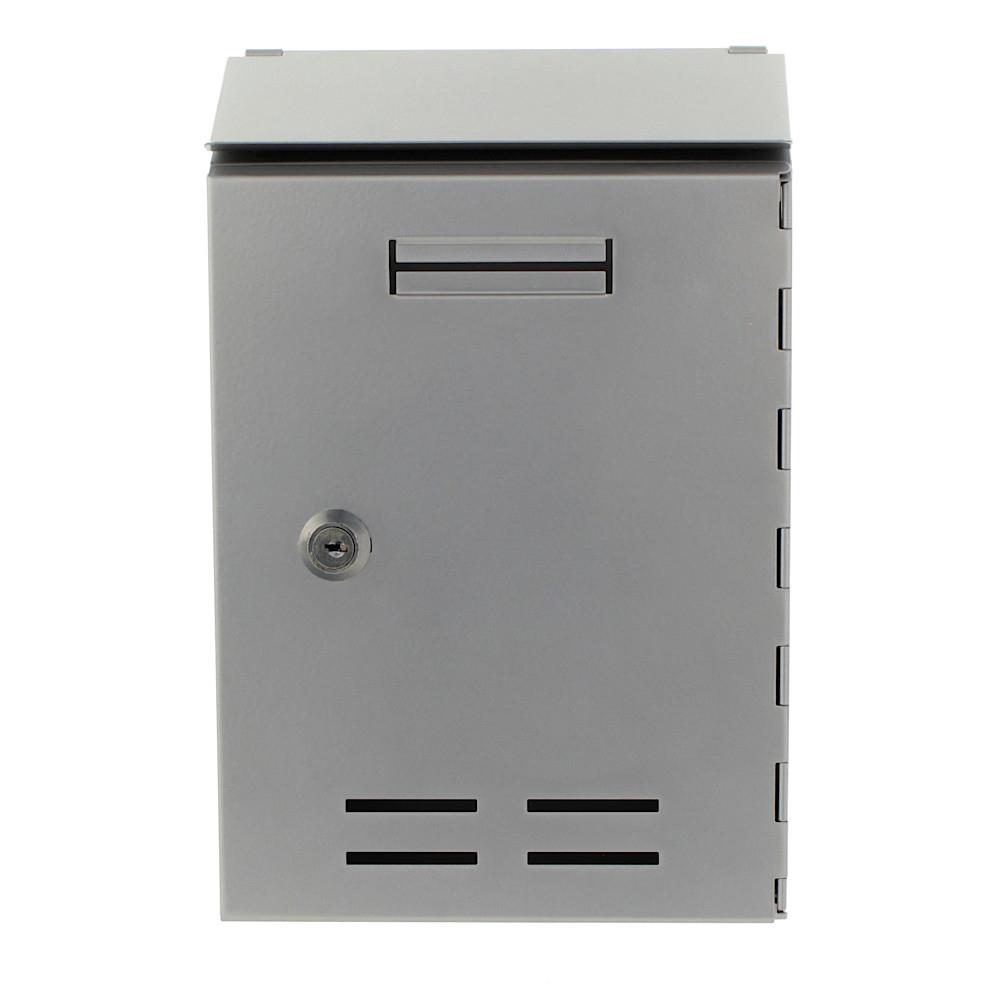 Rottner Mailbox Standard I Silver