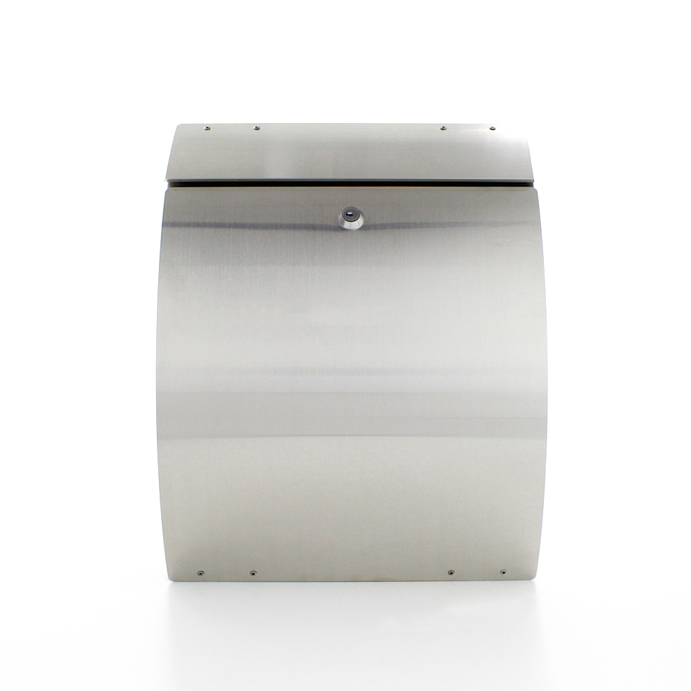 Rottner Eleganza Stainless Steel Letterbox