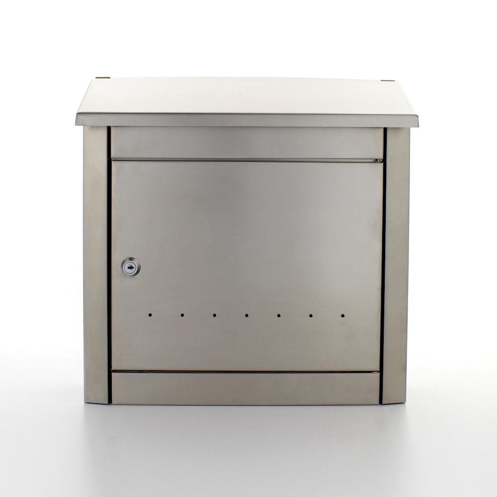 Rottner Trend Stainless Steel Mailbox