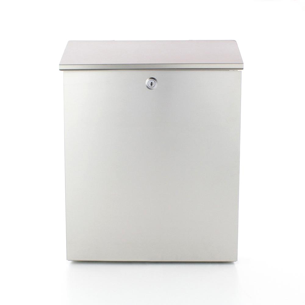 Rottner Luna Stainless Steel Letterbox
