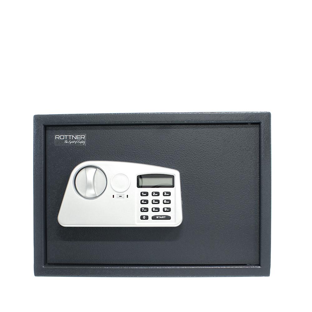 Rottner Furniture Safe Trendy 2 Anthracite Electronic Lock