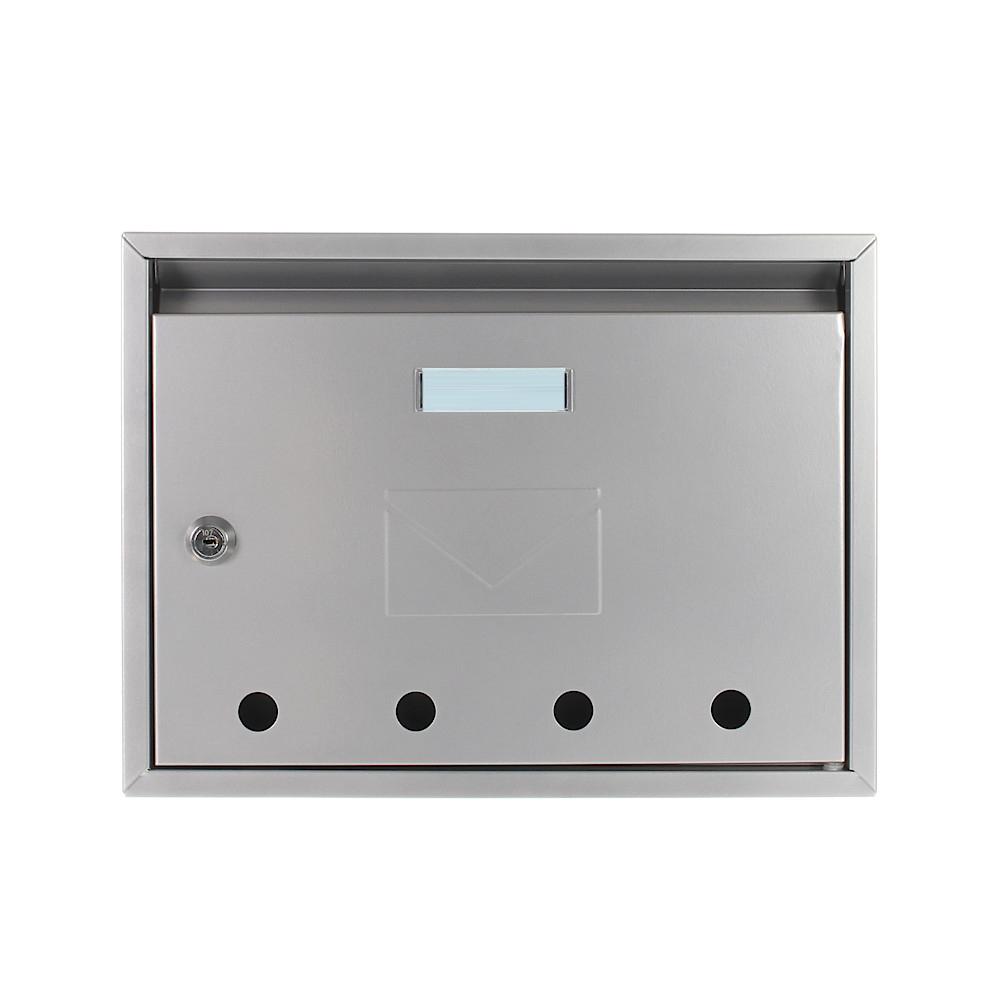Rottner Mailbox Imola Silver