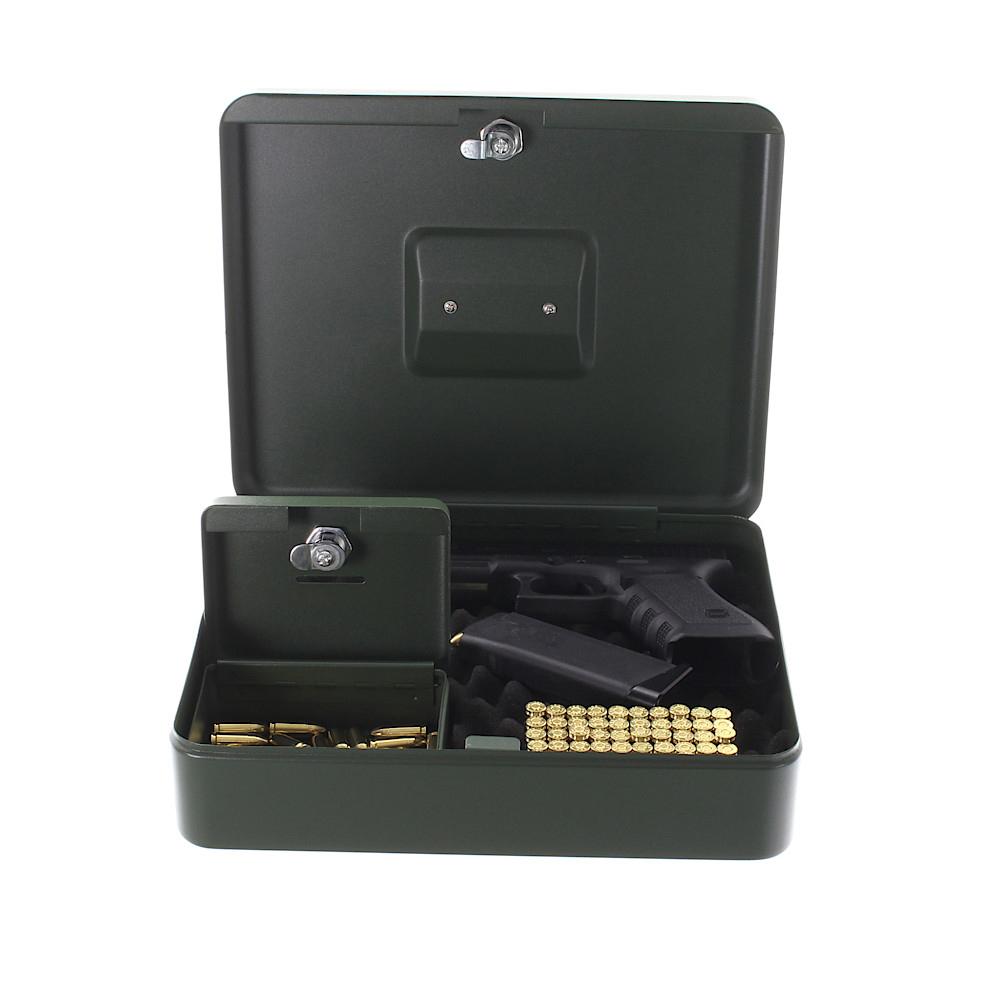 GUNBOX GREEN RAL6002