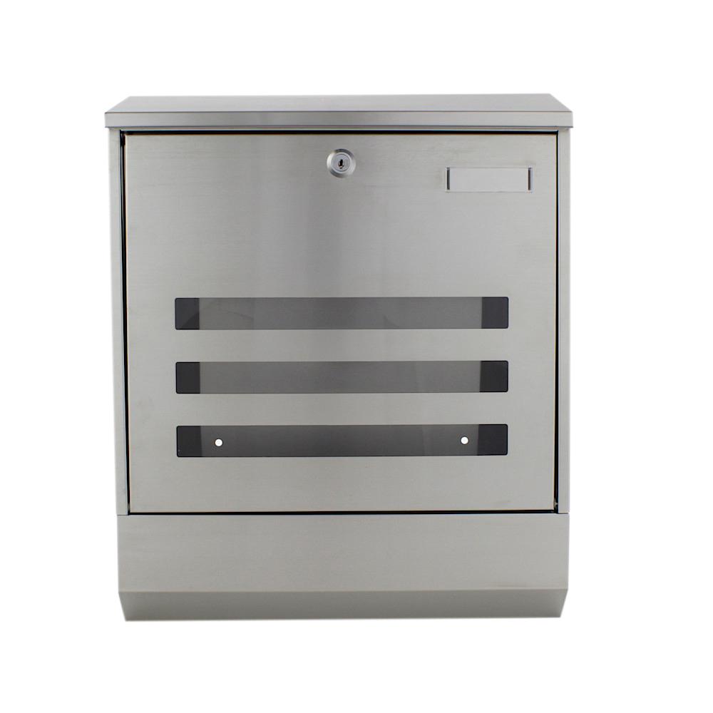 Rottner Stainless Steel Mailbox Jubilee 40