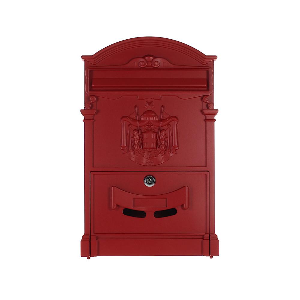 Rottner Ashford Red Letterbox