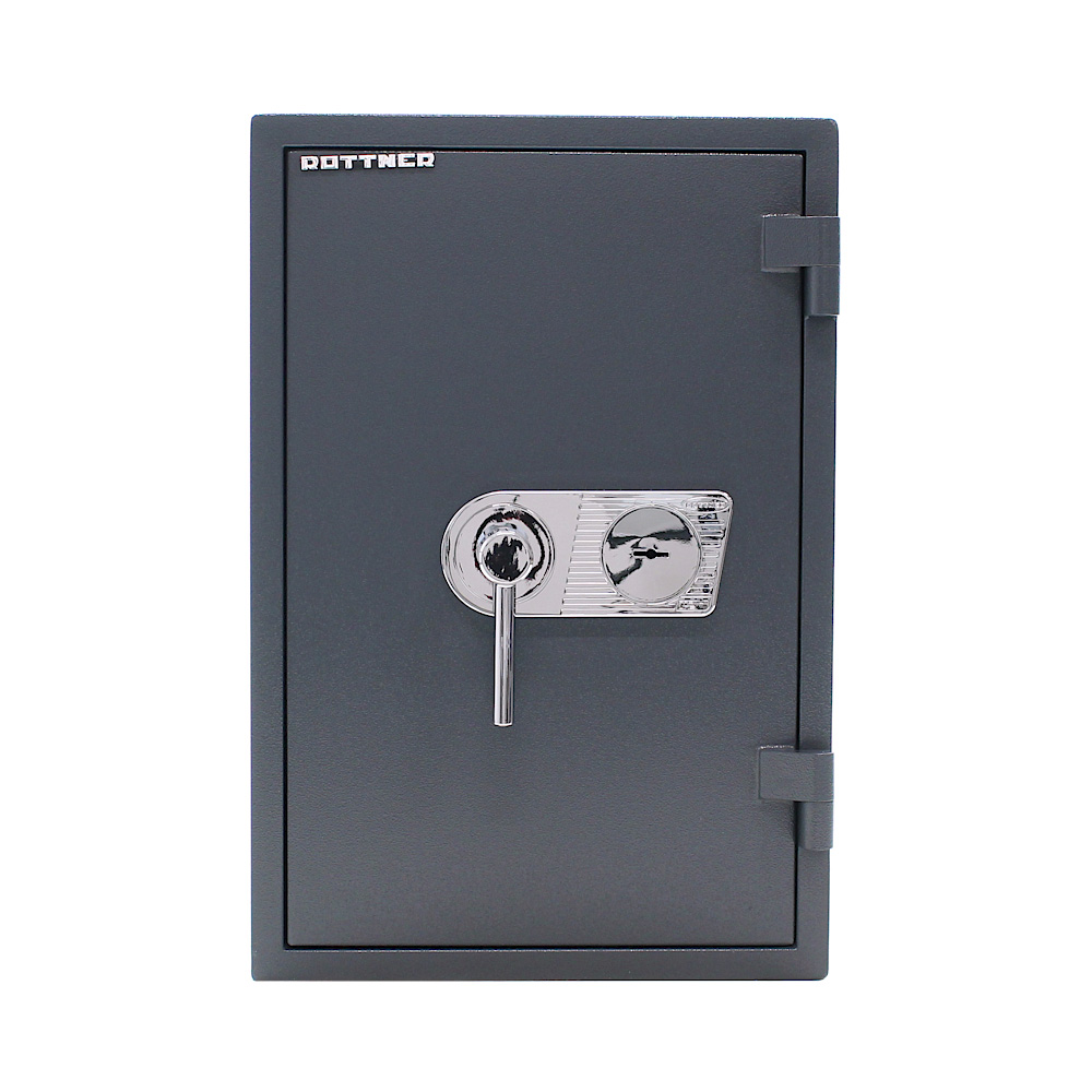 Rottner Atlas Fire Premium 65 Fireproof Safe Key Lock