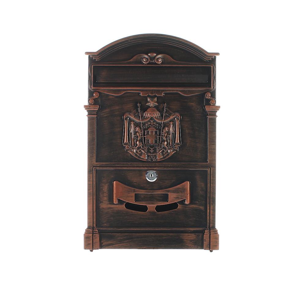 Rottner Mailbox Ashford Antique
