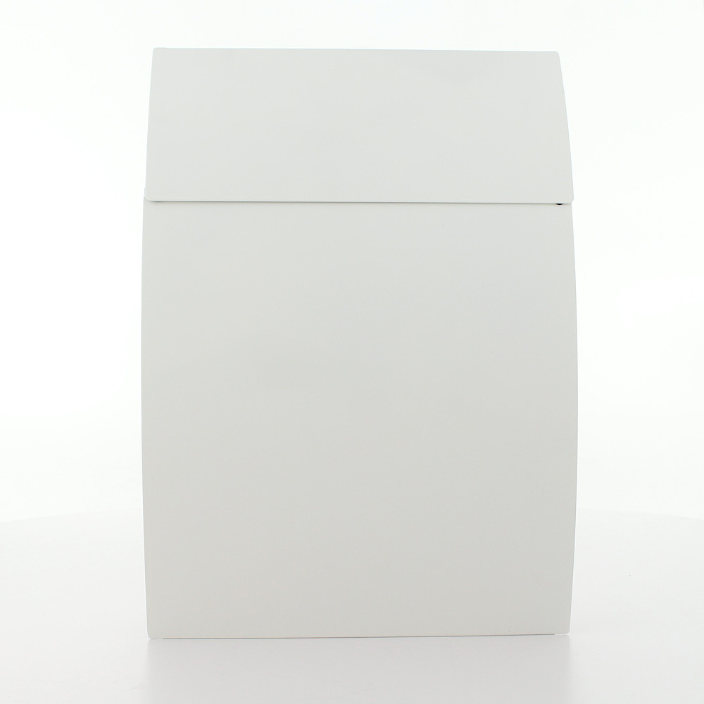Rottner Harrow White Letterbox