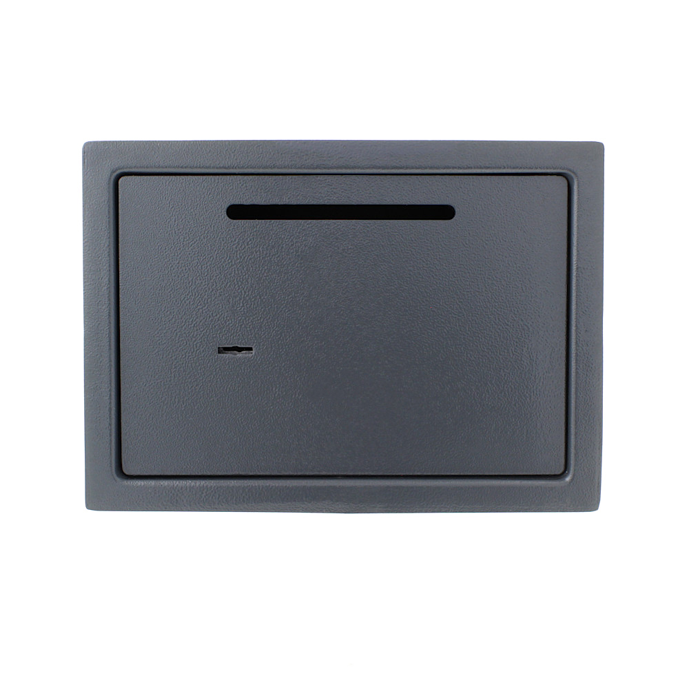 Rottner Deposit Safe LE-SLOT Anthracite Key Lock